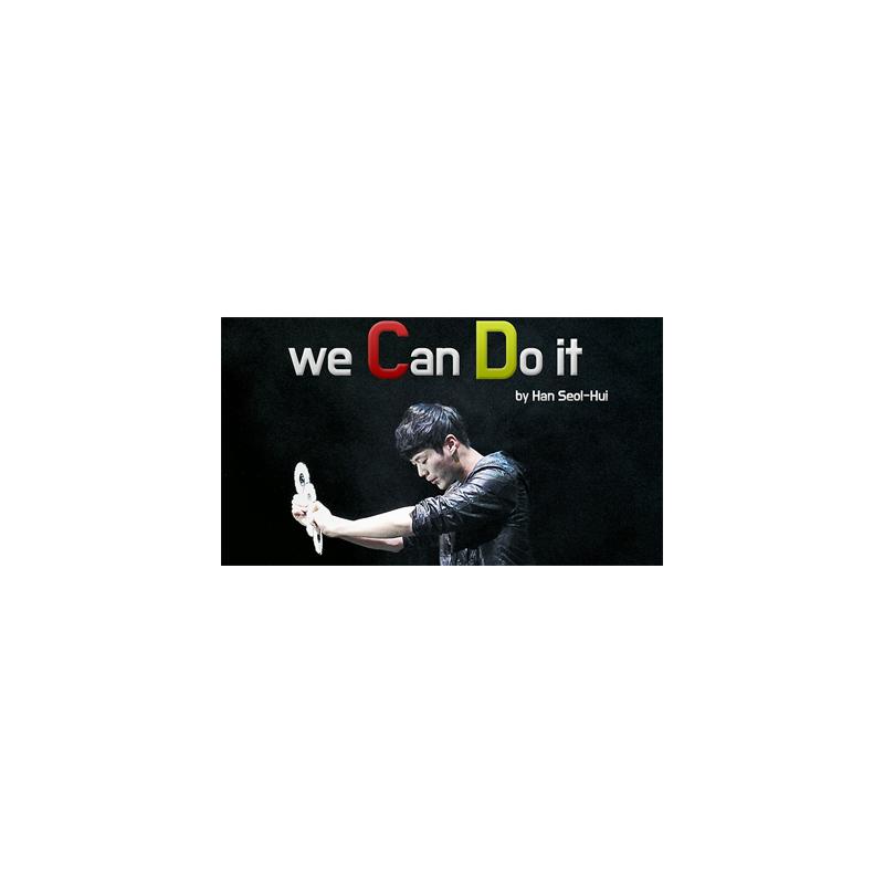 DVD We Can Do it ( Han SEOL-HUI )