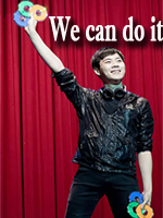 DVD We Can Do it ( Han SEOL-HUI )