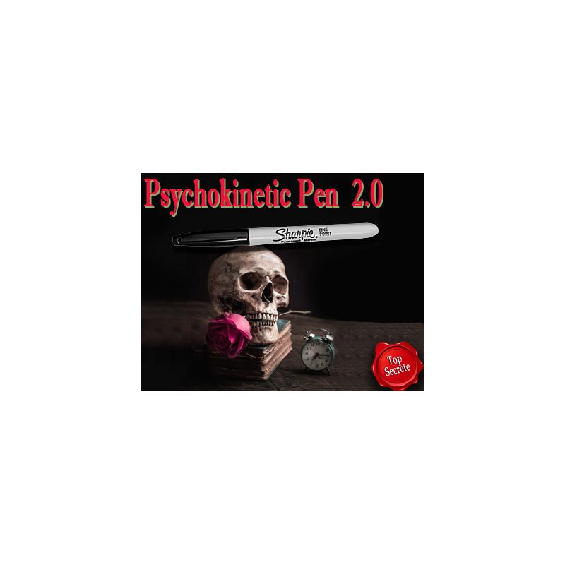 Fall 2.0 - il ecrit - Psychokinetic Pen, 2.0 - Sharpie
