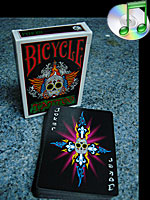 Tattoo Deck Bicycle