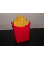 Sponge French Fries ( Alexander May  )