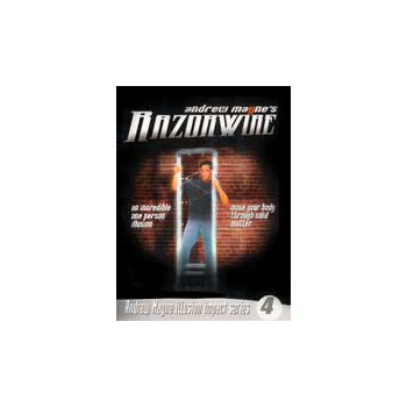 Livret Razorwire ( Andrew Mayne )