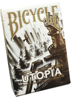 Bicycle Utopia Gold