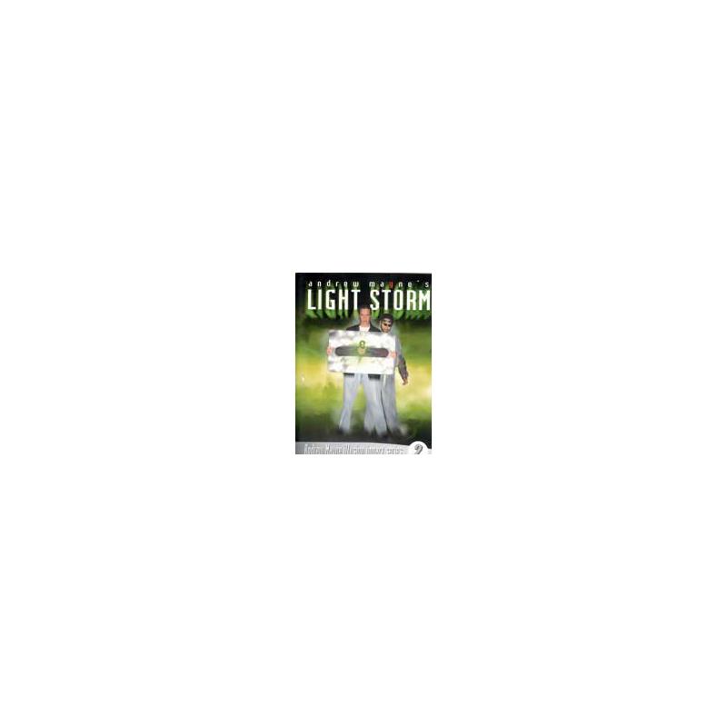 Livret Light Storm ( Andrew Mayne )
