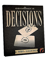 Decisions Blank Edition (version personnalisable ) ( Mozique )