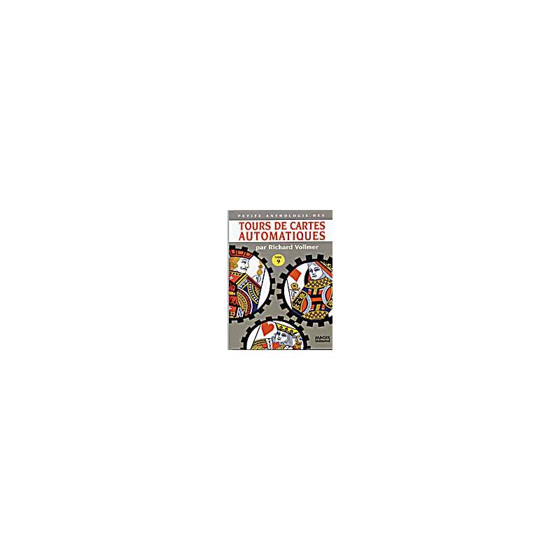 Livre Tours de Cartes Automatiques Tome 9 ( Vollmer )