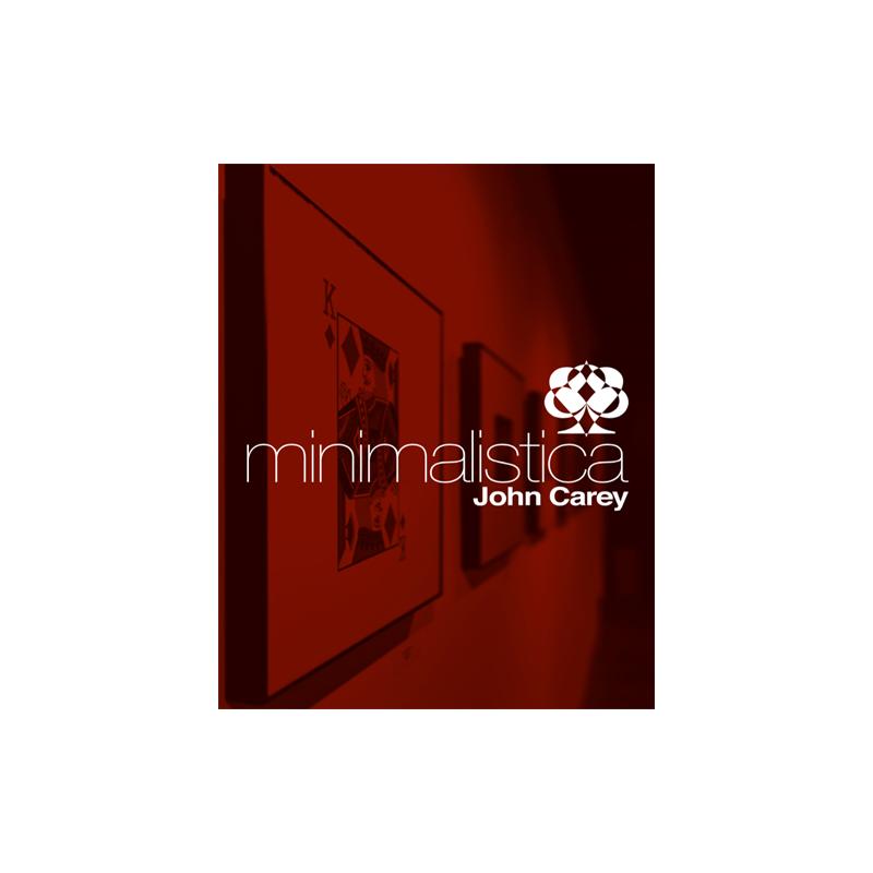 Livre Minimalistica (John Carey )