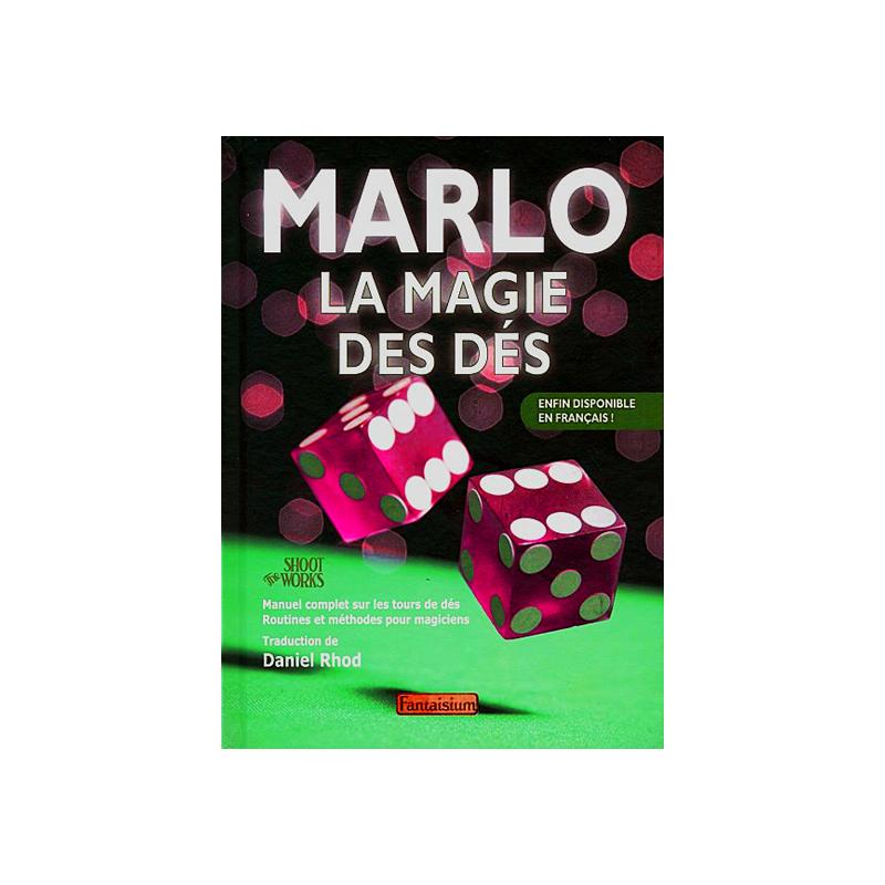 Livre Marlo La magie des dés (Edward Marlo )