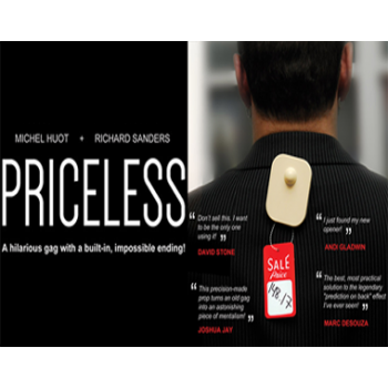 Priceless ( Michel Huot and Richard Sanders )