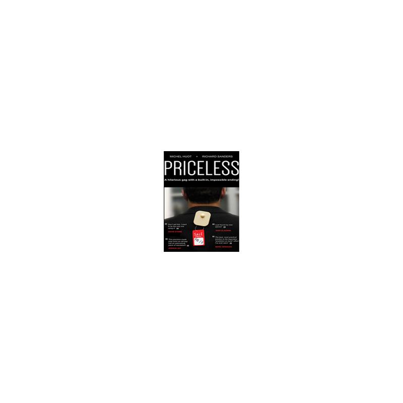 Priceless ( Michel Huot and Richard Sanders )