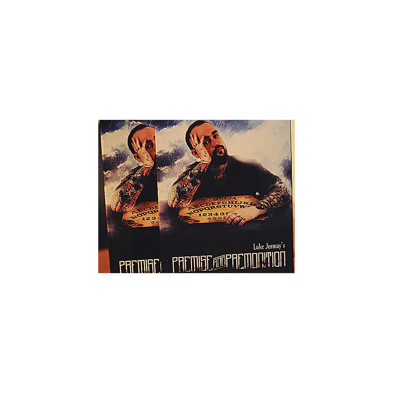 Premise & Premonition (4 DVD Set) Luke Jermay