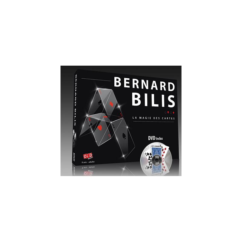 Coffret la magie des cartes Bernard Bilis