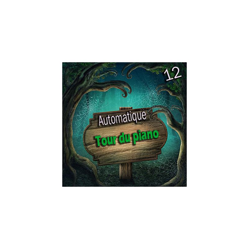 Automatique 12 - Tour du Piano ( Téléchargement )