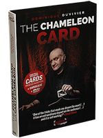 The Chameleon Card ( Dominique Duvivier )