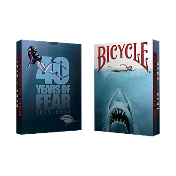 Bicycle 40 Years of Fear Jaws