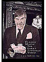 DVD classic Magic The Larry Jenning!!!
