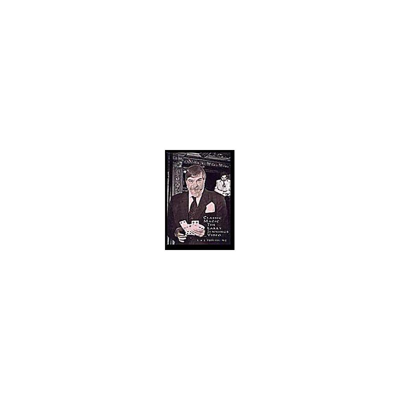 DVD classic Magic The Larry Jenning!!!