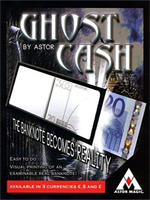 Ghost Cash euro ( astor )