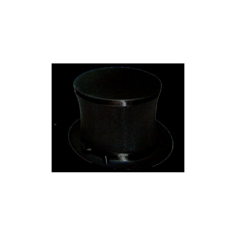 Chapeau Clap noir adulte