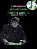 DVD A1 Green magic Vol 2 ( Lennart Green )