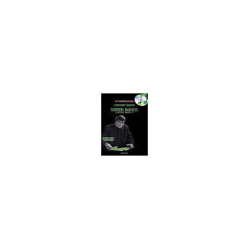 DVD A1 Green magic Vol 2 ( Lennart Green )