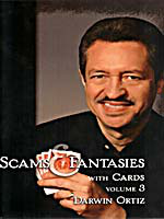 DVD A1 Darwin Ortiz Scams Fantasies With Cards Vol 3