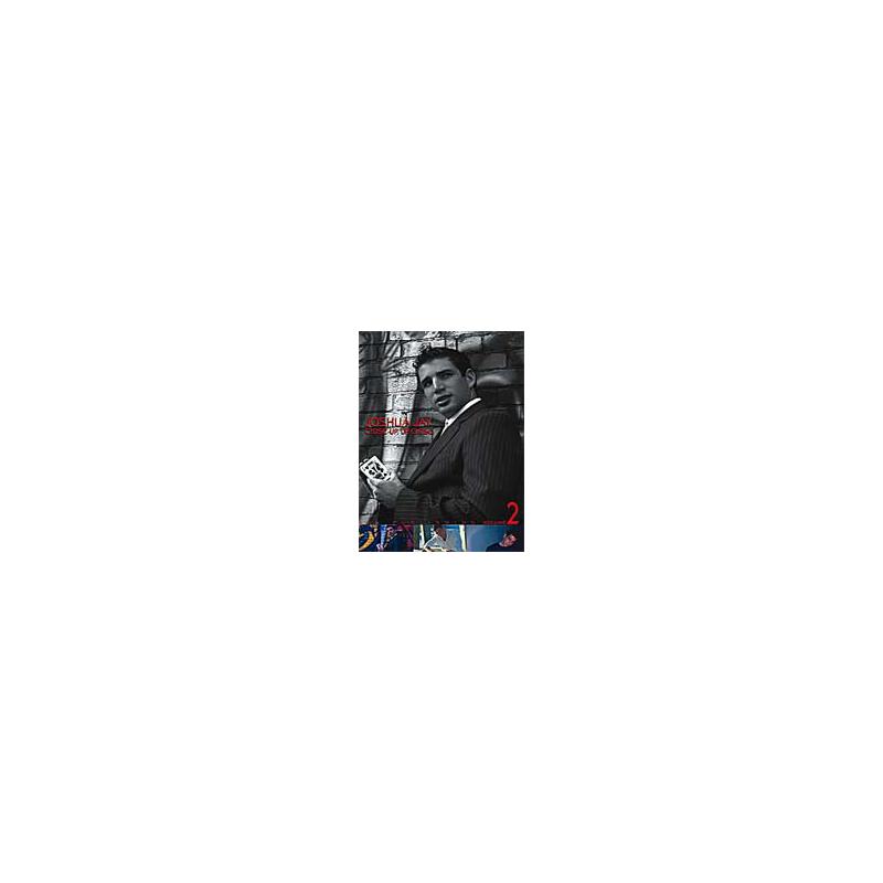 DVD Close-up. up close vol 2 ( Joshua Jay )
