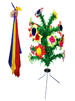 Flower Production to silk
