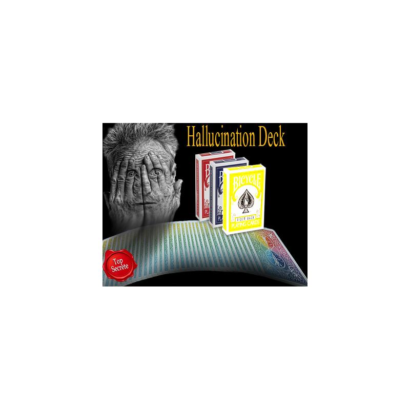 Hallucination Deck ( Jerome Canolle )