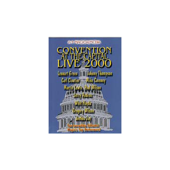 DVD A1 Convention at the capital live 2000
