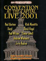 DVD A1 Convention at the capital live 2001