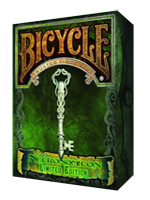 Bicycle Necronomicon Limited Edition