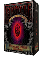 Bicycle Unnameable Horrors Limited Edition