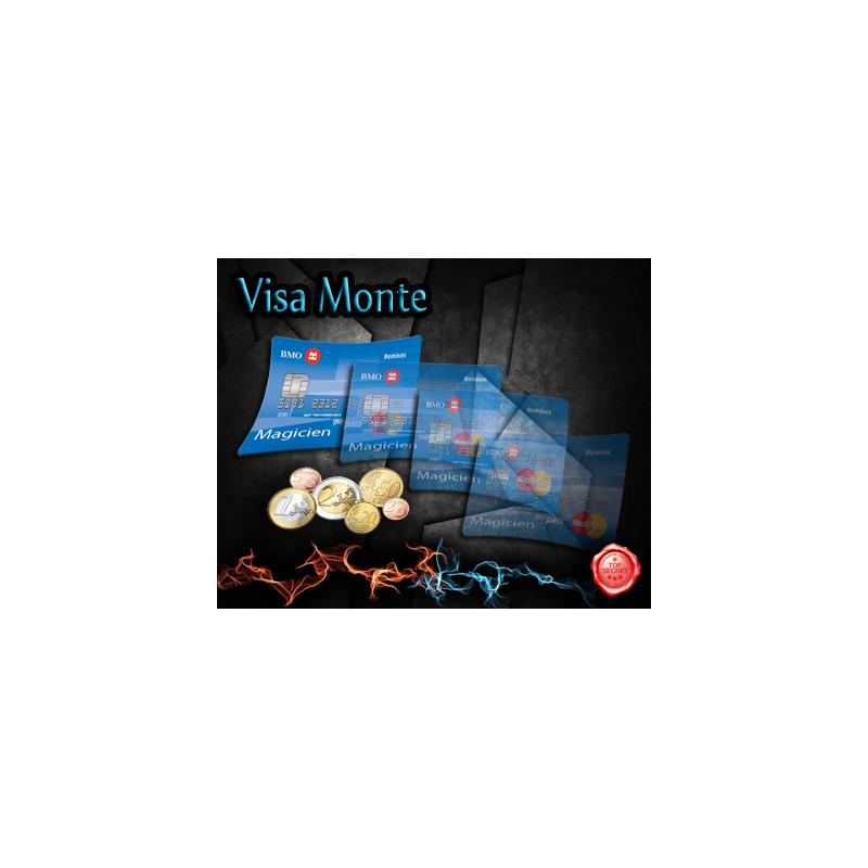 Visa Monte ( Le petit magicien )