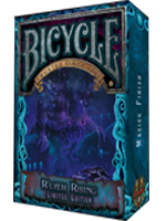 Bicycle Cthulhu R'LYEH RISING Limited Edition