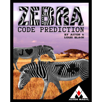 Zebra Code Prediction by Astor