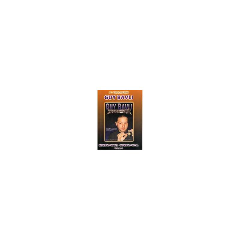DVD A1 Bending Minds metal vol 2 ( Guy Balvli )
