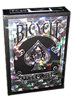 Bicycle Prism Gilded Deck (Limited and Numbered)