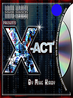 X-act (Blue) Mike Kir