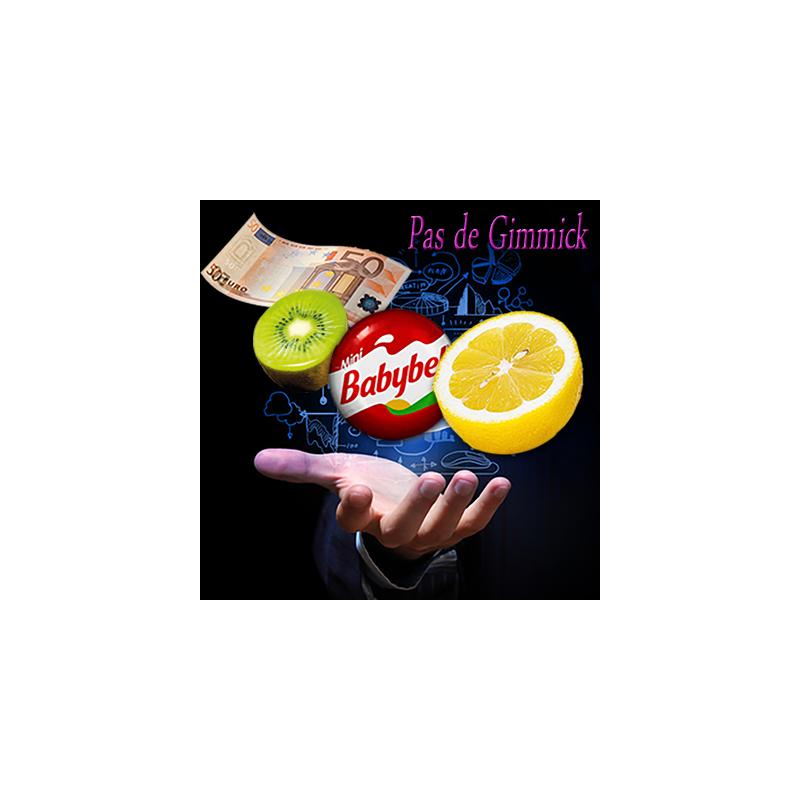 N°01 Billet dans le citron Kiwi BAByBEL... ( Téléchargement )