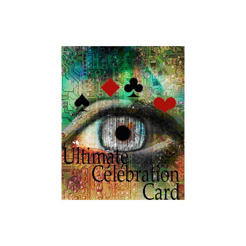Ultimate Célébration Card ( jérome Canolle )