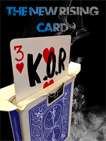 K.O.R - Bleu - rising card new ( Olivier )