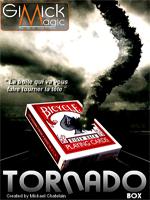 TORNADO - BOX ( michael chatelain )