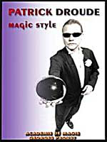 Dvd Magic Style ( Patrick Droude )