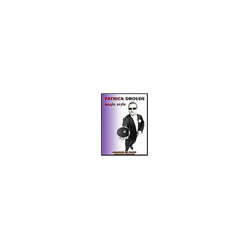 Dvd Magic Style ( Patrick Droude )