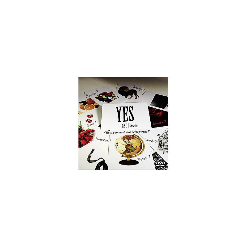 DVD YES (JB Chevalier )