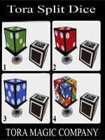 Tora Split Dice (Version Salon)