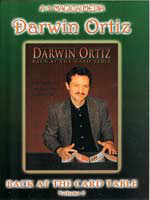 DVD A1 At The Card Table vol 2 ( Darwin Ortiz)
