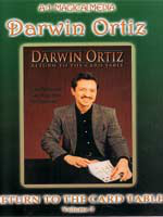 DVD A1 At The card table vol 3 ( Darwin Ortiz )