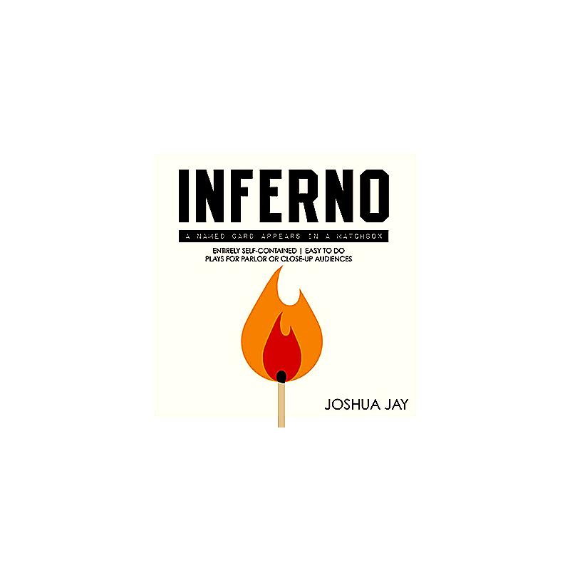 Inferno ( Joshua Jay and Card-Shark )